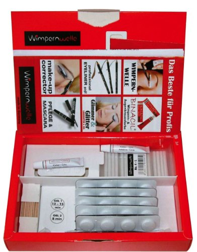 Wimpernwelle Basis-Set Einzelportion
