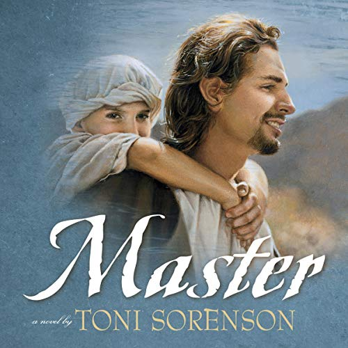 Master audiobook cover art