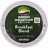 Keurig, Green Mountain Coffee, Breakfast Blend(melange), K-Cup Counts, 50 Count