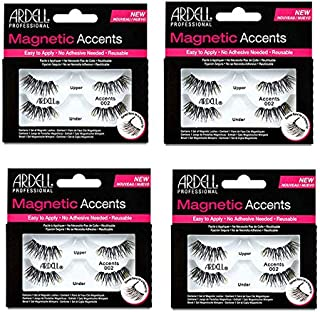 93212fa652f Ardell Magnetic Lashes Accents 002 (4 Packs)
