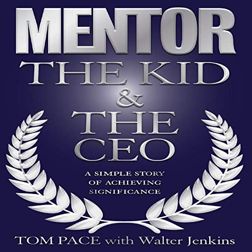 Mentor: The Kid & the CEO audiobook cover art