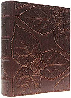 Yepmax Vintage Pocket Photo Albums for 7 X 5 Inches Prints (Maple Leaves)