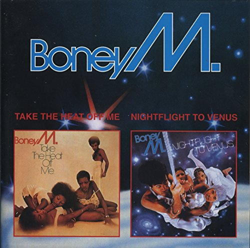 Boney M ‎: Take the Heat of Me / Nightflight to Venus (import)