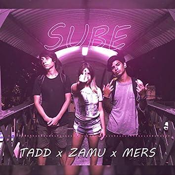 Sube (feat. Mers & Zamu)