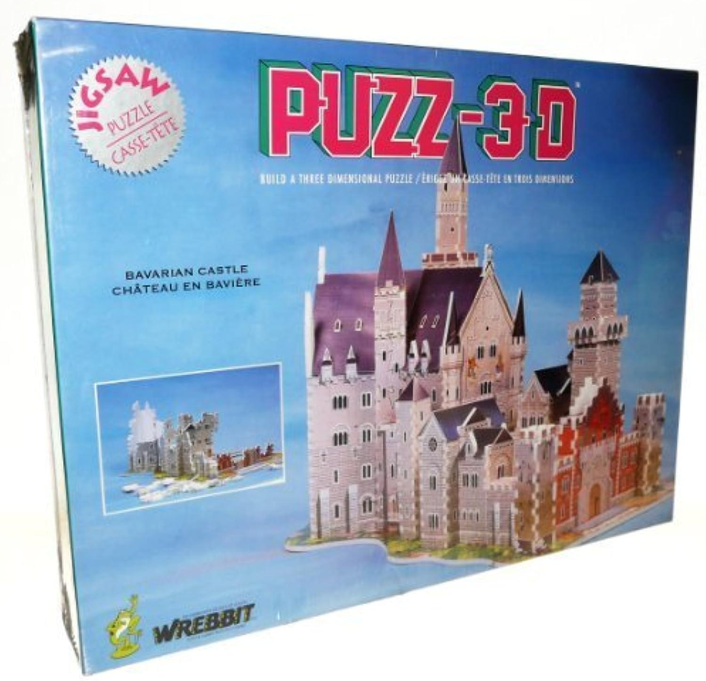 PUZZ3D Bavarian Castle by Wrebbit