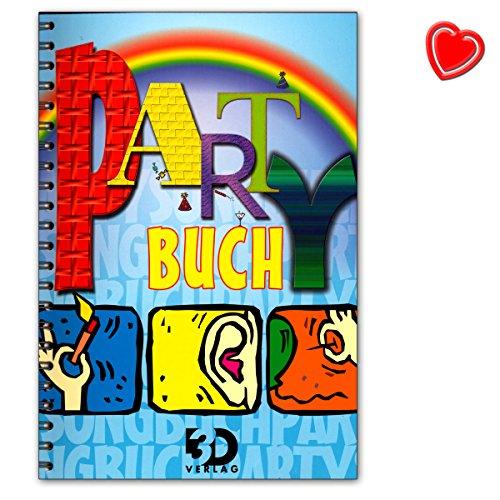 Party-boek A4 in spiraalbinding – songboek met melodie, tekst en akkoorden symbolen – zeer geschikt voor keyboard, gitaar en zang
