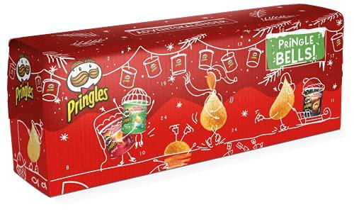 Handelshaus Huber-Koelle Pringles Chips-Adventskalender ROT, 1.12 kg