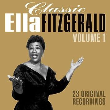 Classic Ella - Volume 1