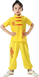 Traditional Kung Fu Outfit Tang Costume Tai Chi Uniform Chinese Martial Art Wing Chun Clothing Set Performance Wear