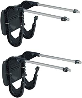 Intex Composite Support Boat Motor Mount Kit for Inflatable Fishing Boat or Raft (2 Pack)