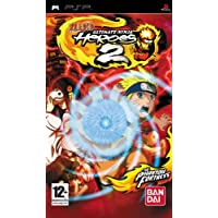 Namco Bandai Games Naruto - Juego (PSP, PlayStation Portable)