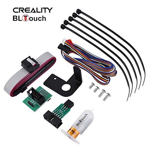 Creality 3D Verbessertes BLTouch V3.1-Kit, Automatische Bettnivellierungssensoren Zubehör für Creality V1 Mainboard Ender-3 / Ender-3 Pro/Ender-5 / Ender-5 Pro/CR-10 / CR-10S/CR-10S4/CR-10S5