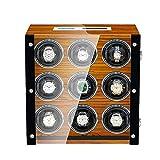 ZNND Watch Caja Relojes Automaticos,con Motor Extremadamente...