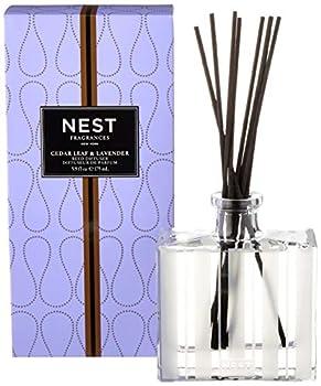 NEST Fragrances Reed Diffuser- Cedar Leaf & Lavender  5.9 fl oz