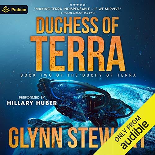 Duchess of Terra cover art