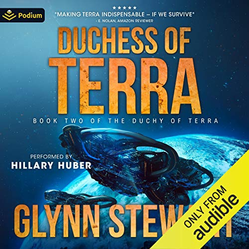 Duchess of Terra: The Duchy of Terra, Book 2