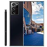 Lenove Teléfono móvil Note 20U + (2020) Smartphone Teléfonos sin SIM desbloqueados, ROM de 12GB / 512GB, 6.9 Pulgadas FHD + 1440 * 3088, 48MP / 18MP, Batería de 5000mAh, 4G/5G Dual SIM-Smart E Pen