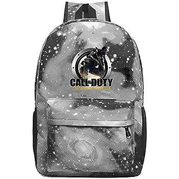 Call_Of_Duty_Warfare Backpack Star Sky School Bag Shoulder Daypack For Children Students Worker Galaxy Satchel
