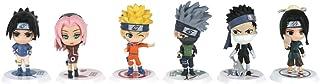 CoolChange Set de Figurines en Forme de Personnages de Naruto