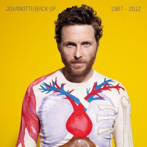 Back Up 1987 - 2012 by Jovanotti Import edition (2013) Audio CD