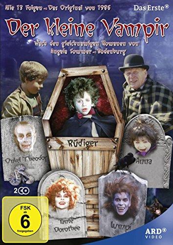 Der kleine Vampir: Komplette Serie [2 DVDs]