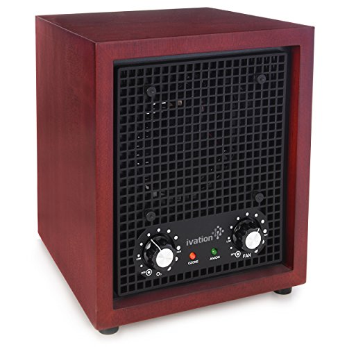Ivation Ozone Generator Air Purifier: photo