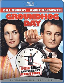 Groundhog Day (15th Anniversary  Edition) [Blu-ray] (B001KEHAI0) | Amazon price tracker / tracking, Amazon price history charts, Amazon price watches, Amazon price drop alerts