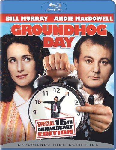 Groundhog Day [Edizione: Stati Uniti] [Reino Unido] [Blu-ray]