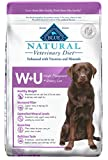 Blue Buffalo Natural Veterinary Diet 801330 Weight Management + Urinary Care for Dogs 22lbs