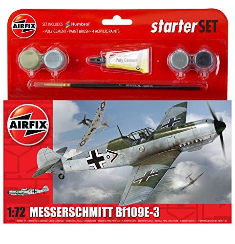Airfix A55106 Modellbausatz Messerschmitt Bf 109E