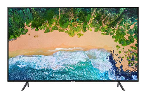 Samsung NU7199 108 cm (43 Zoll) LED Fernseher (Ultra HD, HDR, Triple Tuner, Smart TV) [Modelljahr 2018]