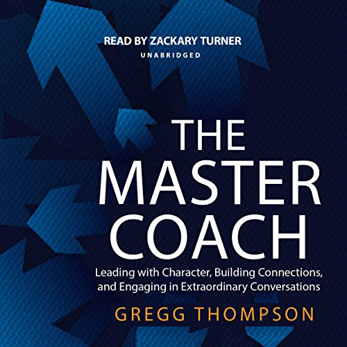 The Master Coach audiobook cover art