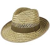 Ringraziamento per il Raccolto cappello da giardiniere cappello fedora paglia 57 cm - natura
