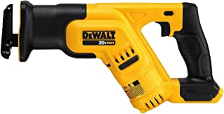 DEWALT 20V MAX Reciprocating Saw, Compact, Tool Only (DCS387B)