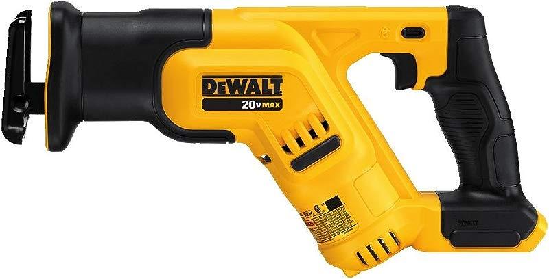 DEWALT 20V MAX Reciprocating Saw Compact Tool Only DCS387B