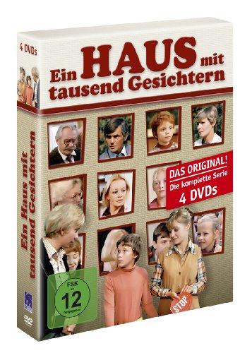 Ein Haus mit tausend Gesichtern - Die komplette Serie [4 DVDs]