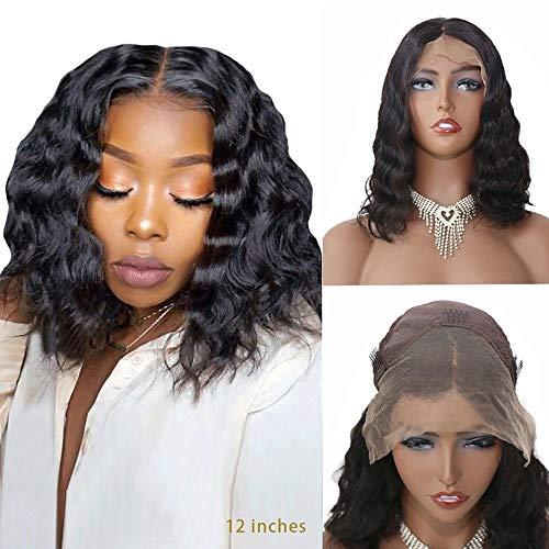 Avant de Lacet Perruques de Cheveux Humains Vague de Corps de Cheveux Humains Perruques 13 * 4 Dentelle Frontale Perruques Remy Cheveux Densité 130% D