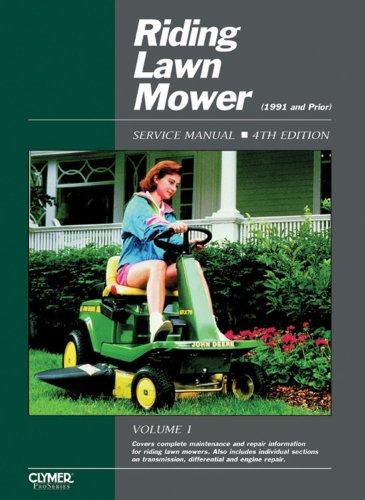 Proseries Riding Lawn Mower Service Repair Manual...