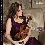 シマノフスキ : 神話、ロマンス   フランク : ヴァイオリン・ソナタ / フランチスカ・ピーチ (Szymanowski & Frank Works For Violin & Piano / Franziska Pietsch) [SACD Hybrid] [Import] [日本語帯・解説付]