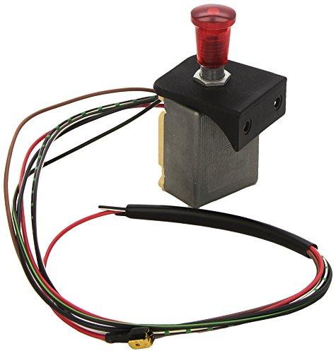 HELLA 6HD 002 535-031 Warnblinkschalter - Zugbetätigung - 12V - Einbau - Kabellänge: 600mm - mit Glühlampe