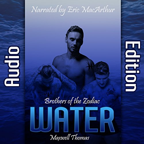 Water Audiobook By Maxwell Thomas cover art