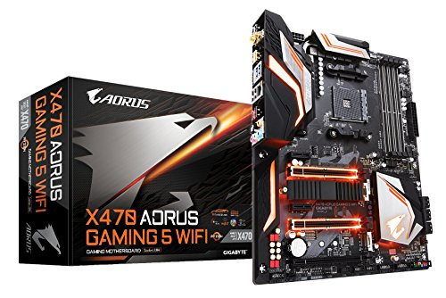 GIGABYTE X470 AORUS GAMING 5 WIFI (AMD...