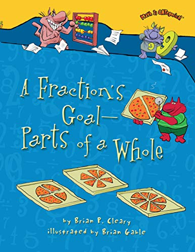 A Fraction's Goal ― Parts of a Whole (Math Is Categorical)