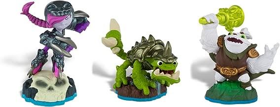 Skylanders Swap Force: Zoo Lou   Roller Brawl   Slobber Tooth - Bundle Pack (Includes 3 Characters)