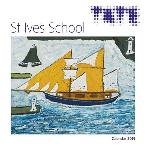 Price comparison product image Tate - St Ives School Wall Calendar 2019 (Art Calendar)
