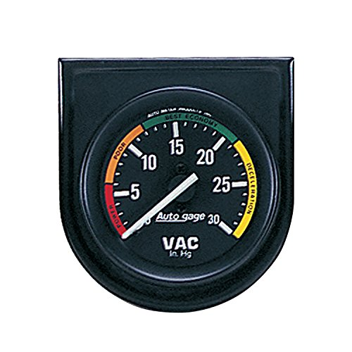 Automotive Performance Vacuum Gauges