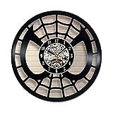 wtnhz LED-Disco de Vinilo Reloj de Pared Reloj Creativo decoración de la Sala de Estar