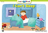 I Can't Sleep (Learn to Read)