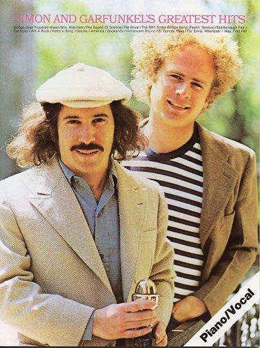 Simon And Garfunkel's Greatest Hits. Für Klavier, Gesang & Gitarre(mit Griffbildern)