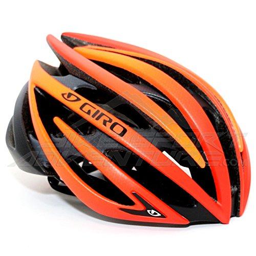 Giro Aeon - Casco - naranja/rojo Contorno de la cabeza 55-59 cm 2017